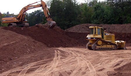 Commercial Excavation Services from Vintage Construction Inc, General Contracting Services in Essex, CT