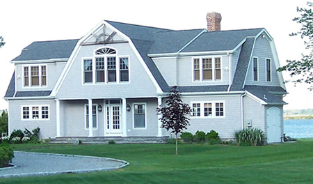 Custom Waterfront Homes from Vintage Construction Inc, General Contracting Services in Essex, CT