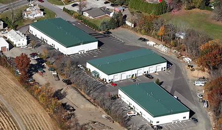 Industrial Projects from Vintage Construction Inc, General Contracting Services in Essex, CT
