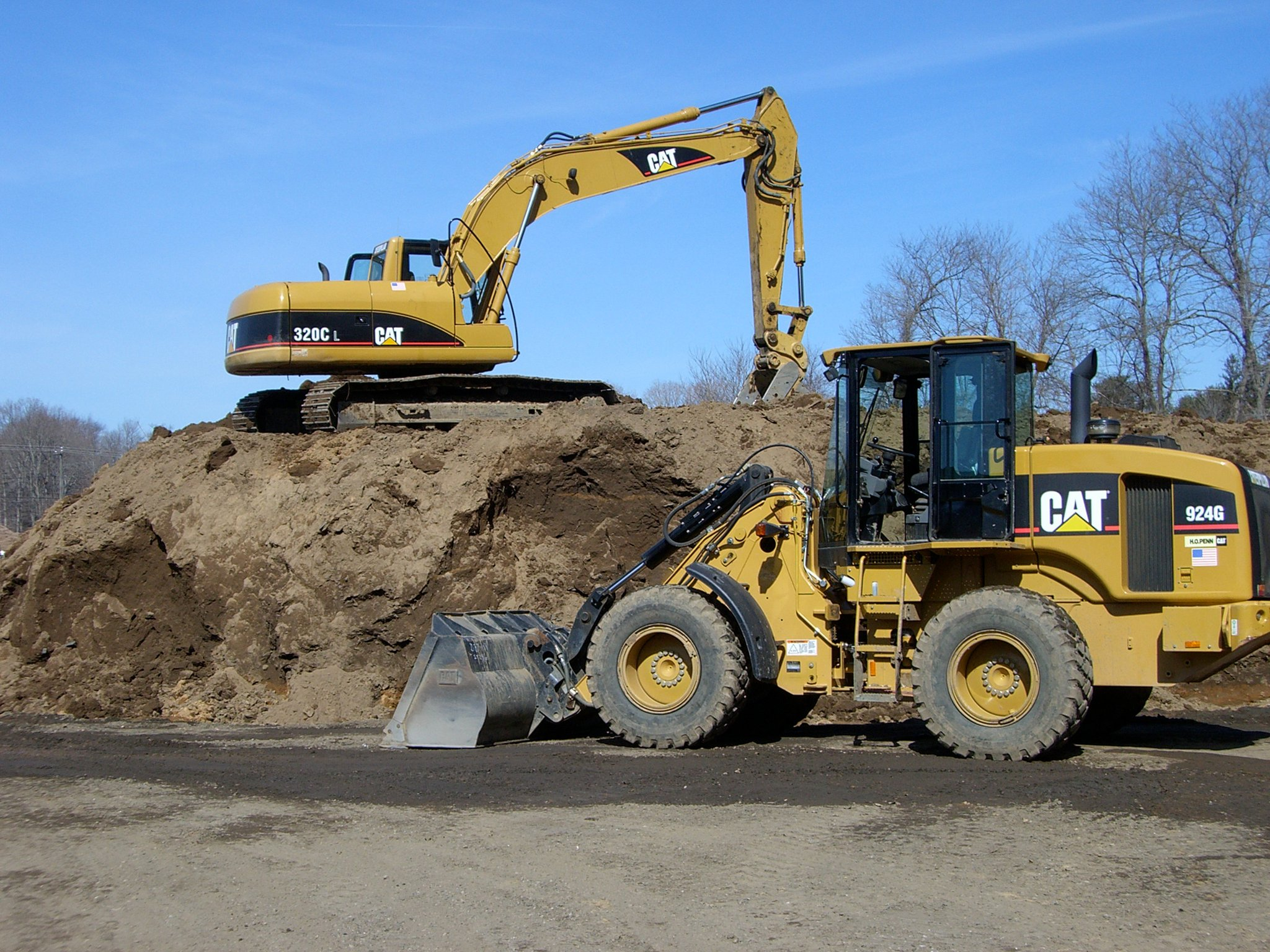 Commercial site work, Essex, Ct