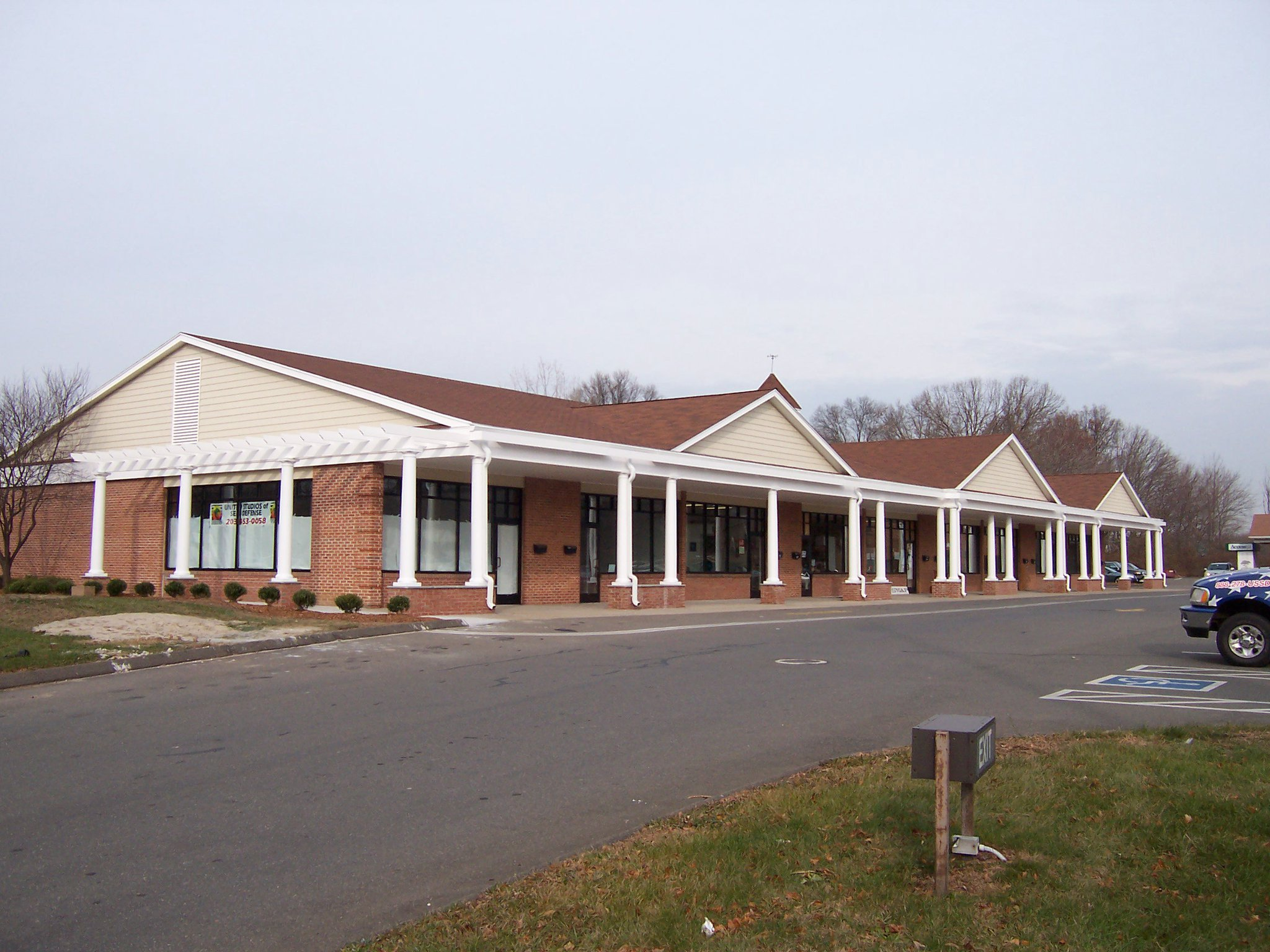 Remodel commercial retail space Guilford, Ct